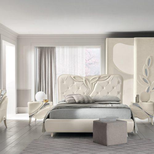 Zona notte liguoriarredamenti - Camere da letto moderne contemporanee ...