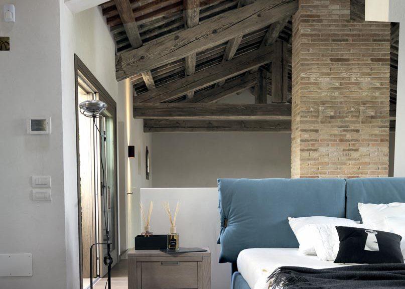 Camere da letto contemporanee liguoriarredamenti - Camere da letto classiche bianche ...